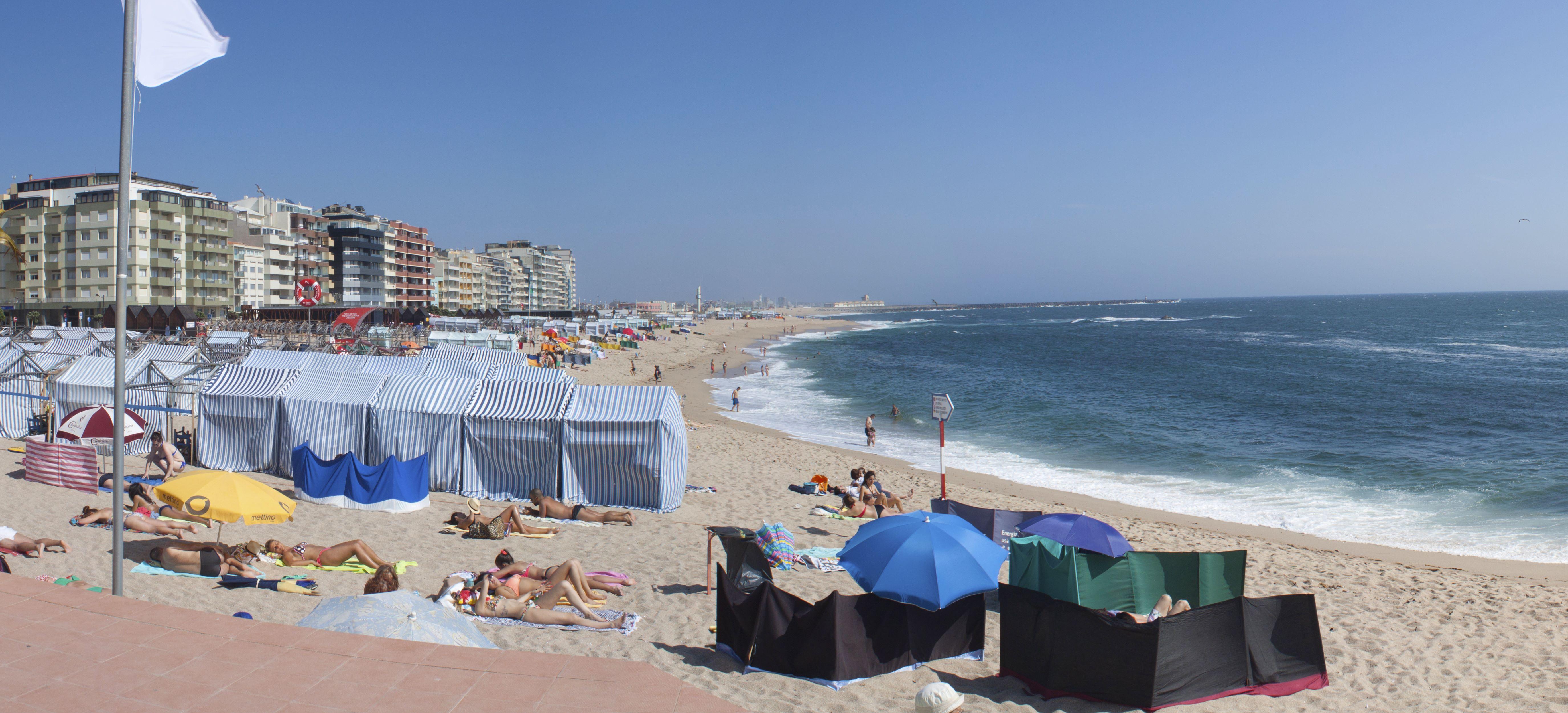 A 5 minutos da praia